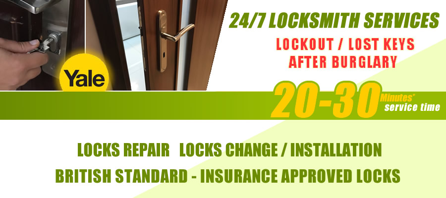 Wood Green locksmith services
